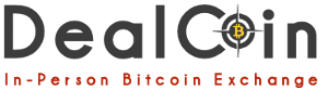 DealCoin | In-Person Bitcoin Exchange